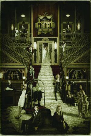 American Horror Story Hotel - ensemble by Frank Ockenfels-FX
