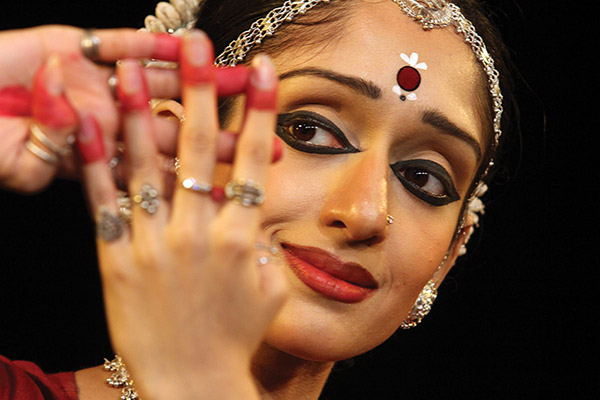 Dakshina: Dancer Arushi-Mudgal - Photo: Ajay Lal