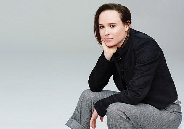 Ellen Page - Photo: Pamela Hanson
