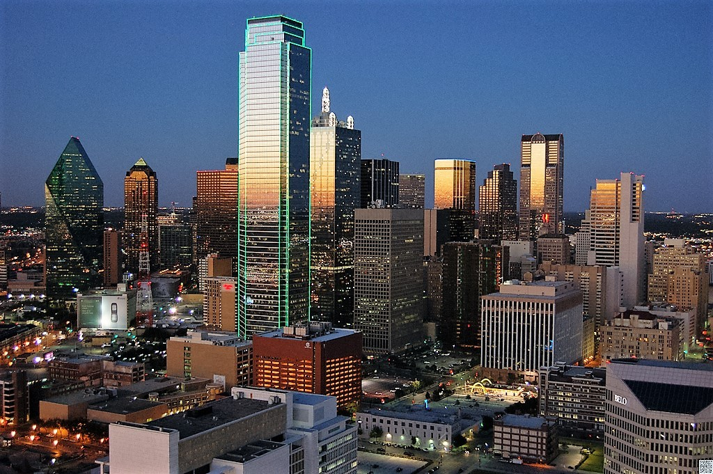 Dallas, Texas, Credit: Raging Wire / Flickr