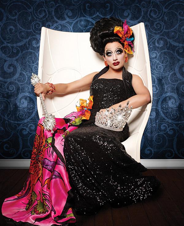 Bianca Del Rio - Photo: Magnus Hastings