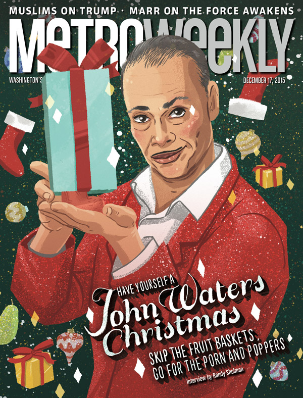 John Waters - Illustration: Christopher Cunetto
