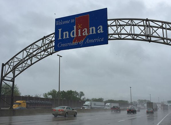 Transgender man sues Indiana over citizenship requirement for legal name change