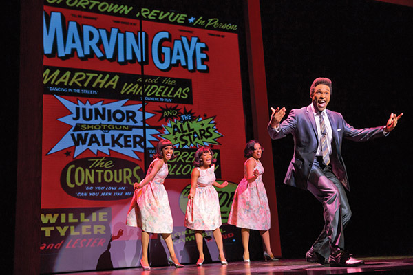 Motown the Musical National Theatre - Photo: Joan Marcus