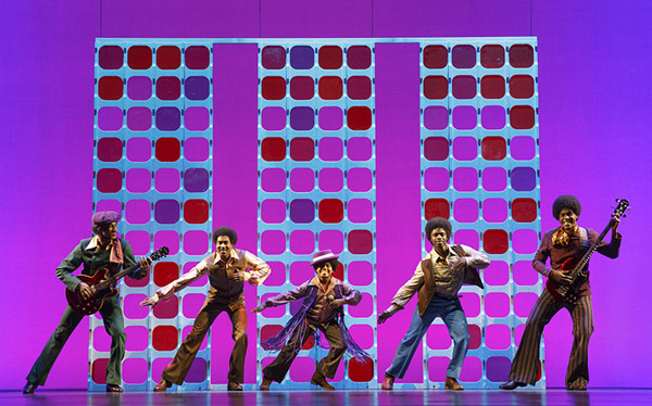 Motown the Musical at National Theatre - Photo: Joan Marcus