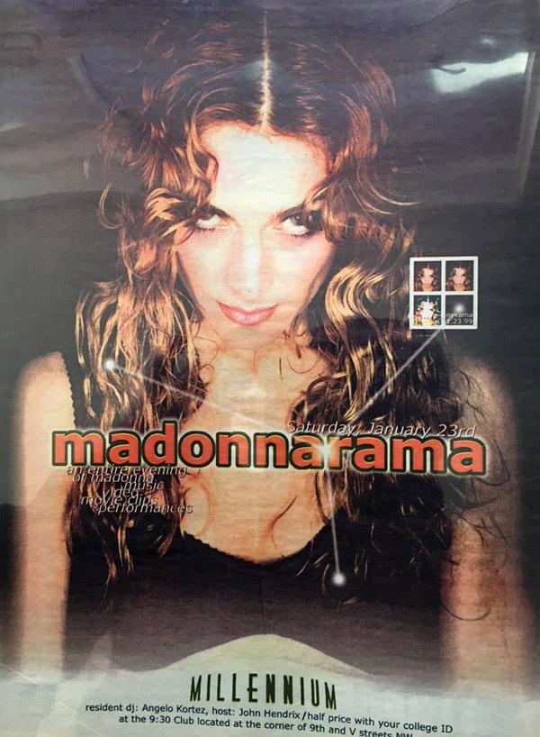Millennium Madonnarama - Courtesy of Ed Bailey