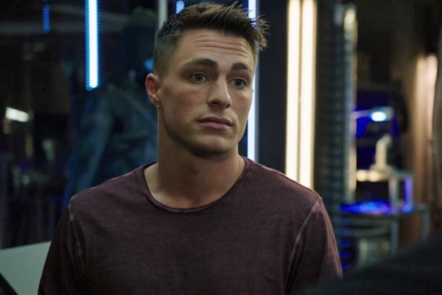 Colton Haynes in Arrow, Credit: The CW