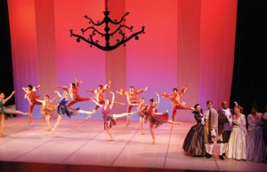 InSeries 2010 collaboration with Washington Ballet: WAM (Wolfgang Amadeus Mozart) - Photo: LPImagery