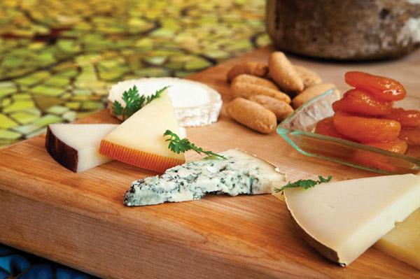 Jaleo: Cheeses