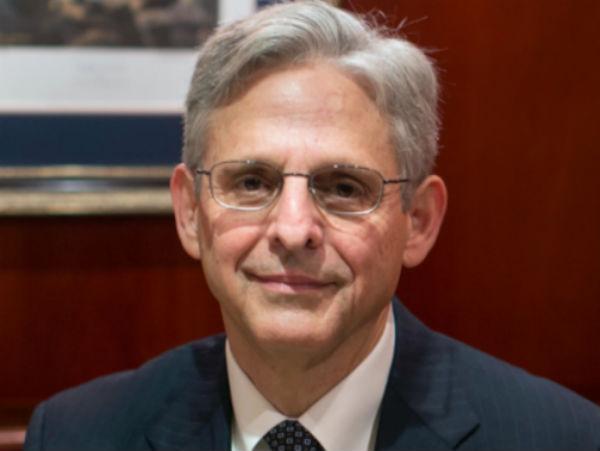 Merrick Garland (Photo via WhiteHouse.gov).
