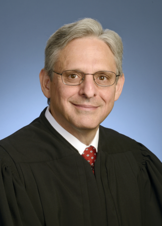 Merrick Garland (Photo: U.S. Court of Appeals for the District of Columbia).