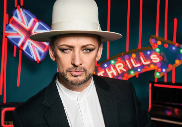 Boy George - Photo: Sonny McCartney