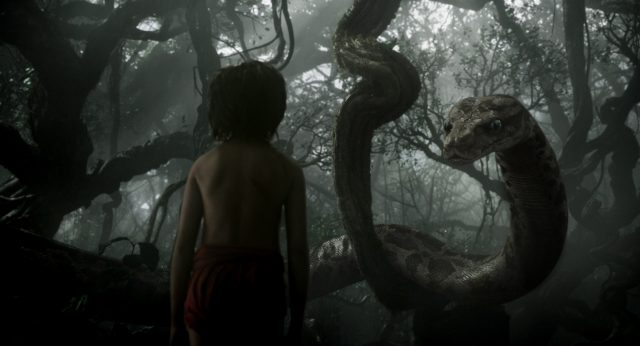 Mowgli meets Kaa, Credit: Disney