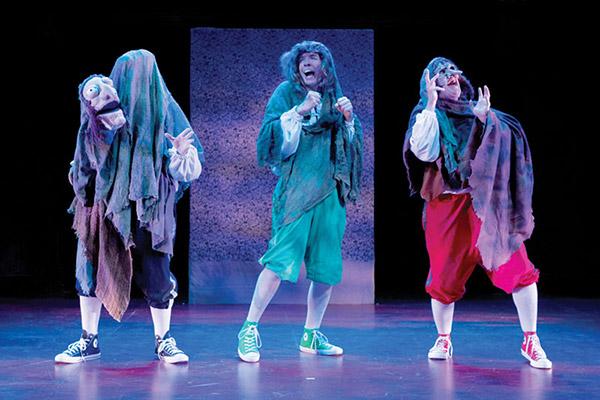 Reduced Shakespeare Company - Photo: Teresa Wood