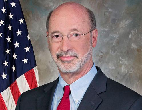Pennsylvania Gov. Tom Wolf (Photo: Office of the Governor, via Wikimedia).