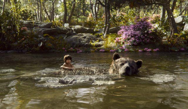 Mowgli and Baloo, Credit: Disney