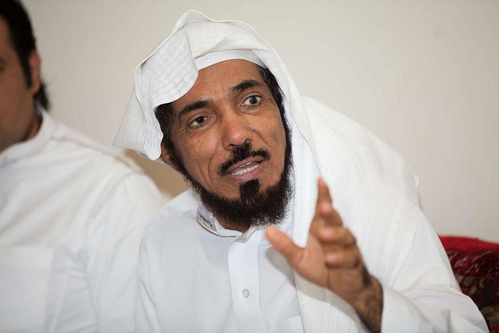 Dr. Salman al-Ouda, Credit: Emad Alhusayni / Wikicommons