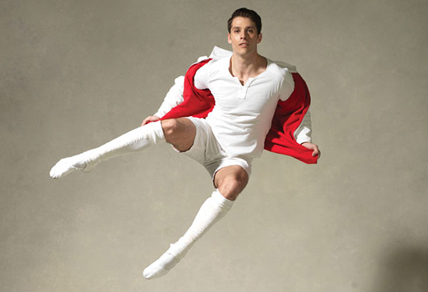 The Washington Ballet: Bowie & Queen: Corey-Landolt - Photo: Dean Alexander