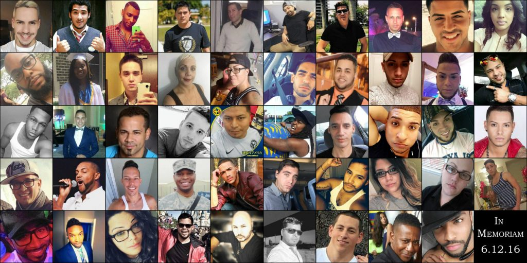 The Victims of the Pulse Nightclub Tragedy