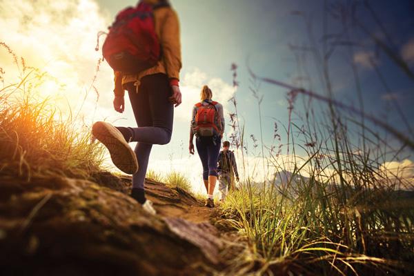 Hiking - Photo: Dudarev Mikhail
