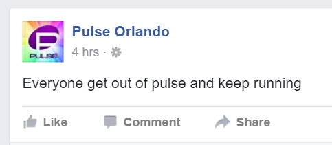 Pulse Orlando, Credit: Facebook