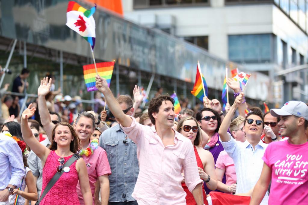 Photo: Justin Trudeau / Twitter
