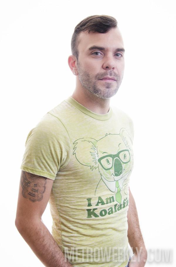Coverboy: Robert - Photo: Julian Vankim