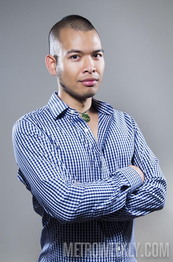Coverboy Bryan - Photo: Julian Vankim