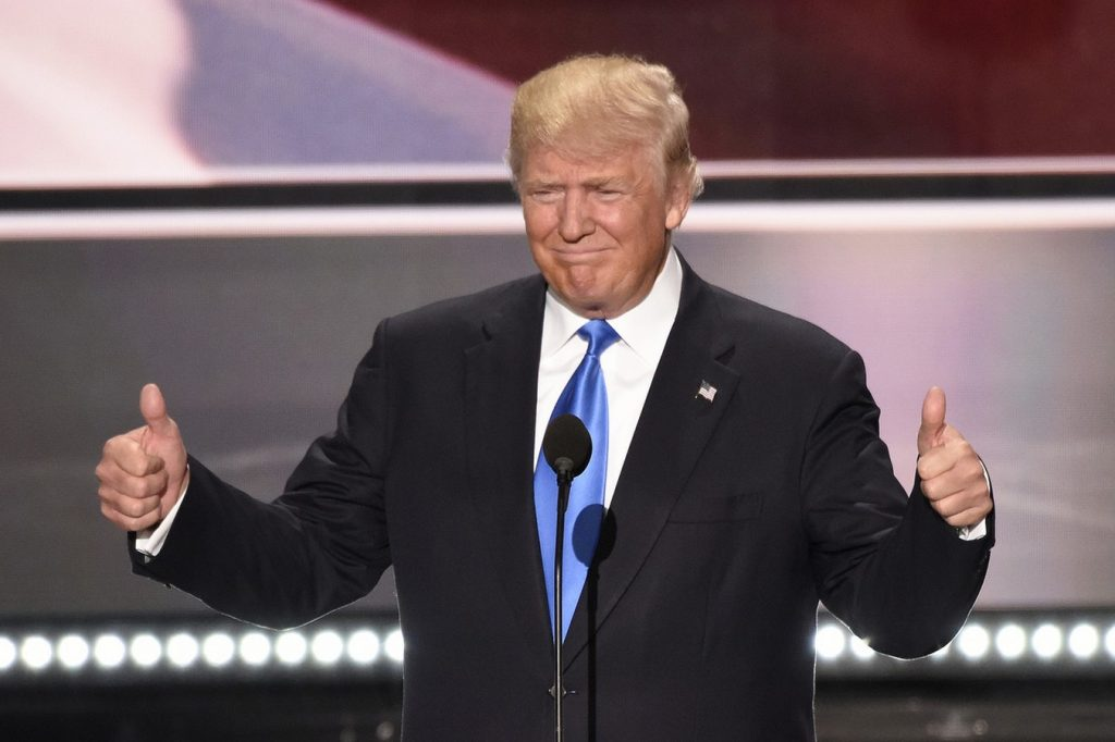 Donald Trump, Photo: ABC / Ida Mae Astute
