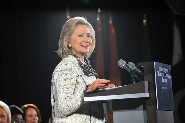 Hillary Clinton - Photo: U.S. Department of State