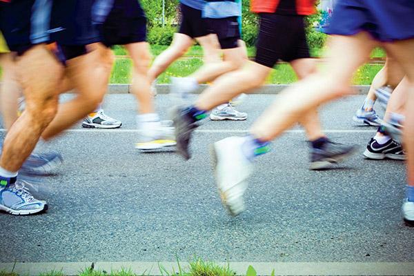 Joggers -- Photo: Blazej Lyjak