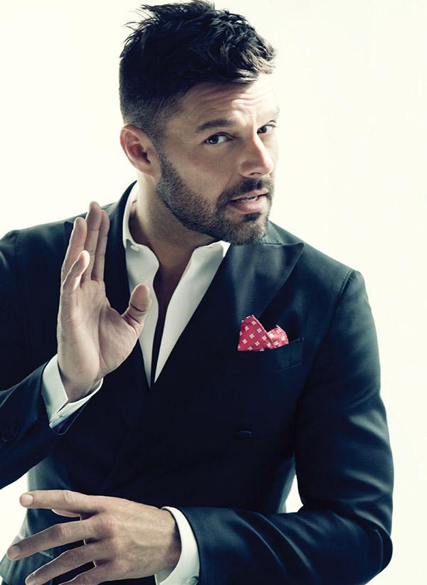 Ricky Martin: Photo - Nino Muñoz