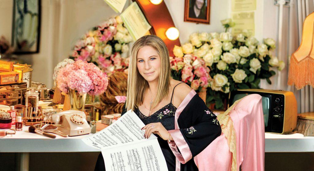 Barbra Streisand, Photo: Russell James