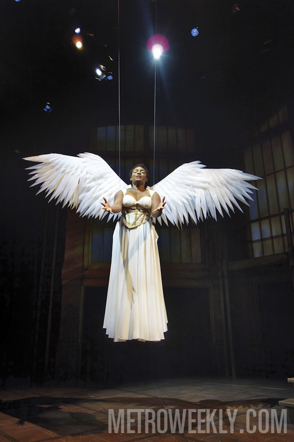 The Angel, Angels In America at Roundhouse -- Photo: Todd Franson