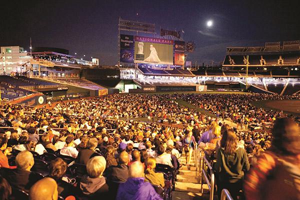 WNO Opera in the Outfield -- Photo: Scott Suchman