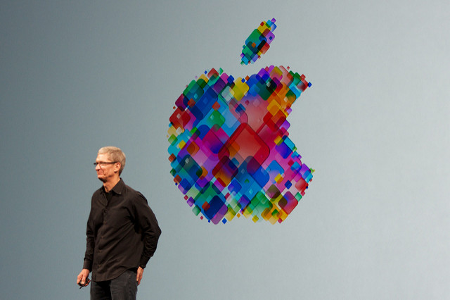 tim cook, apple, gay news, metro weekly