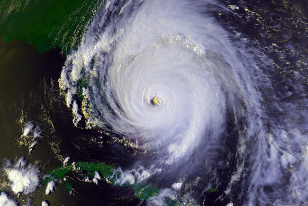 Hurricane Floyd, Photo: NOAA / Satellite and Information Service