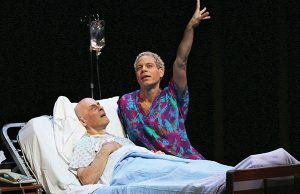 Angels in America: Perestroika -- Photo: Danisha Crosby