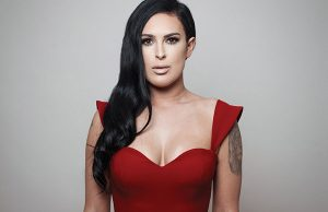 Rumer Willis -- Photo: Tyler Shield