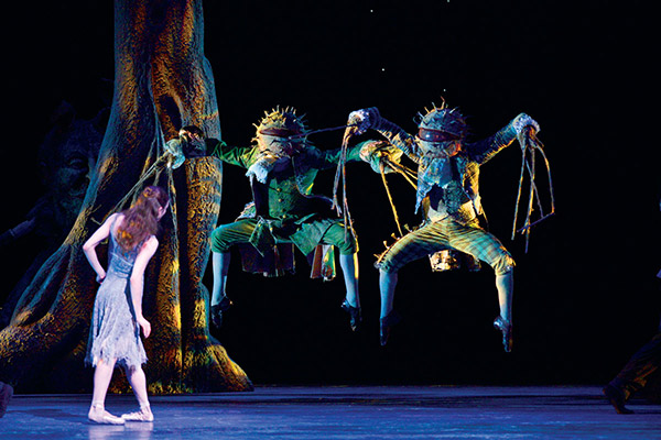 San Francisco Ballet: Cinderella -- Photo: Erik Tomasson