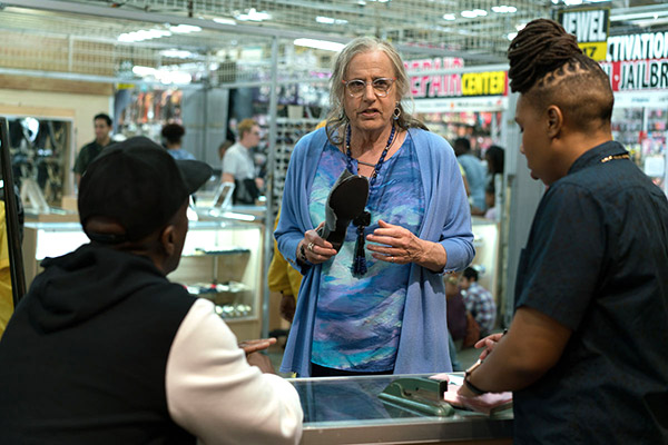 Jeffrey Tambor in a scene from Transparent