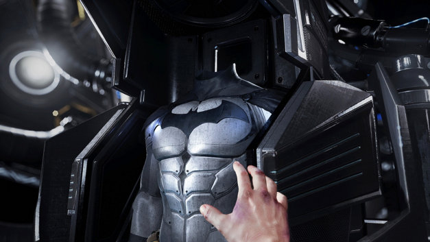 Donning Batman's suit is an immersive, engrossing experience, Photo: Warner Bros. Interactive Entertainment