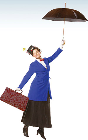 Mary Poppins at Olney Theatre