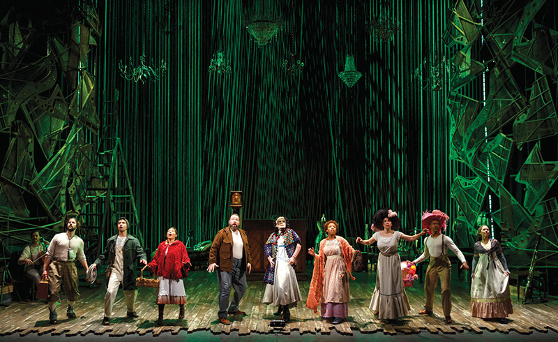 Into the Woods -- Photo: Joan Marcus
