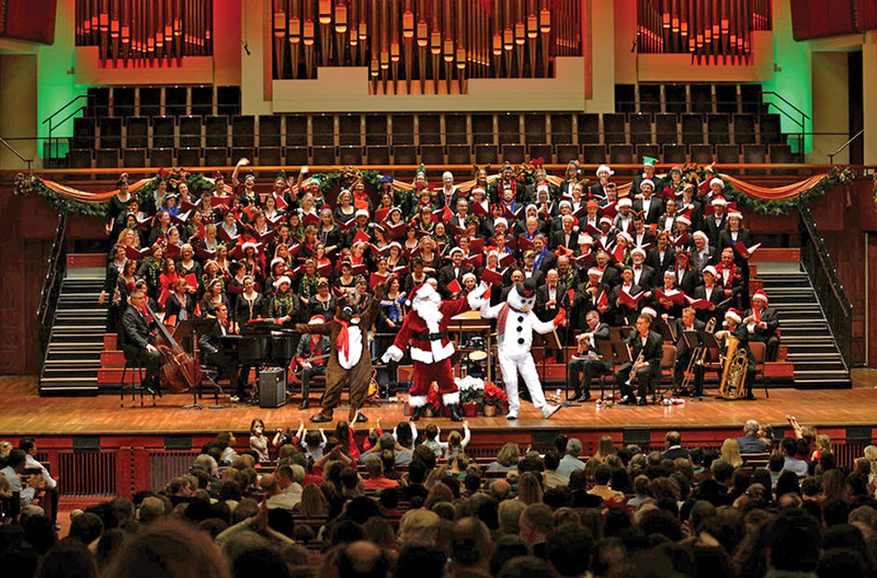 Christmast with The Choral Arts Society of DC