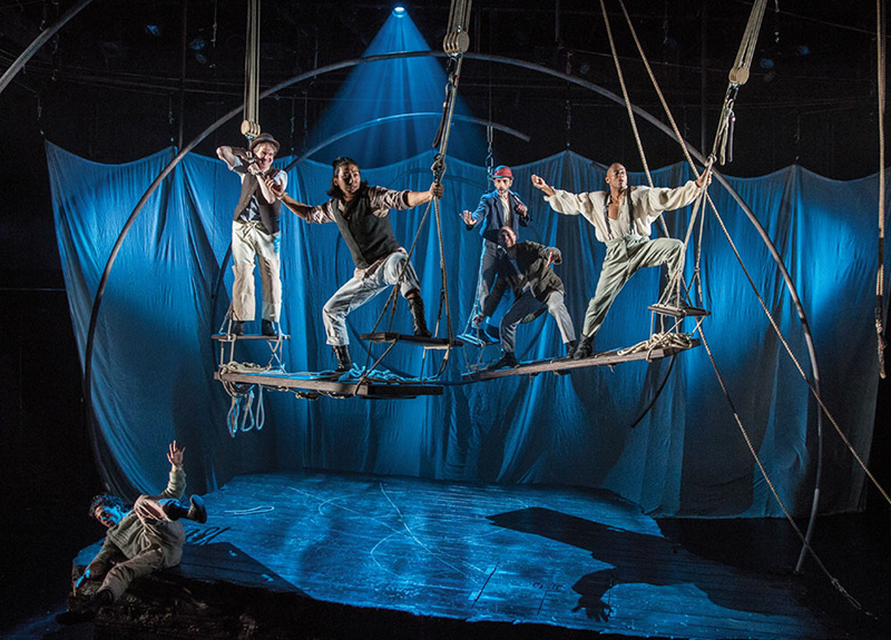 Moby Dick at Arena Stage -- Photo: Liz Lauren