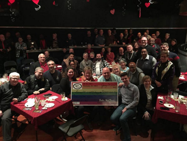 BHT Foundation gives upwards of $70K to support LGBTQ and HIV nonprofits