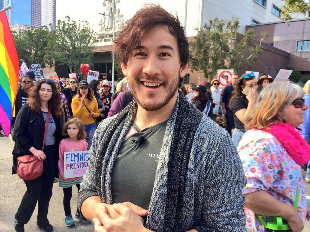 Youtuber Markiplier Raises 130 000 For Lgbt Rights
