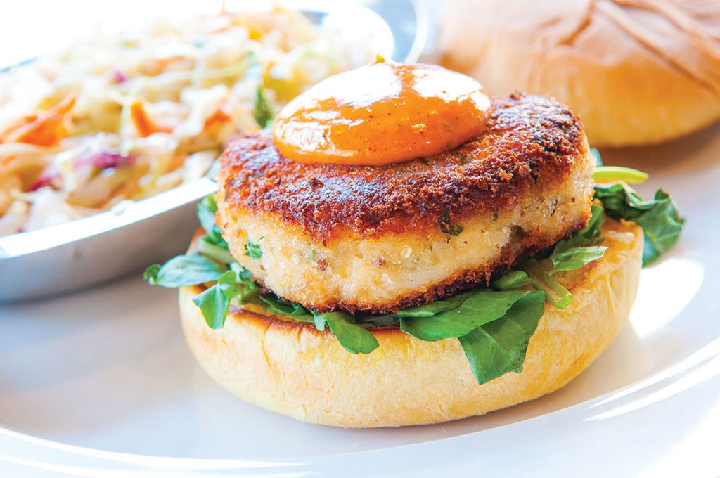 Best Crab Cake Sandwich In Dc
