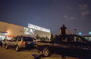 Drive-in Movie at Union Market -- Photo: Joy Asico